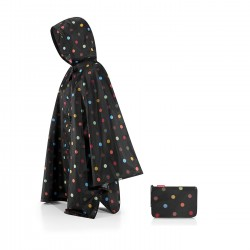 Mini Maxi Poncho Dots -...