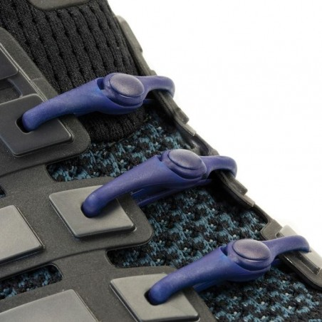Lacets Silicone Marine - Hickies