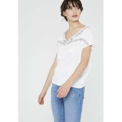 Top ethnique BL18215 - IKKS Women