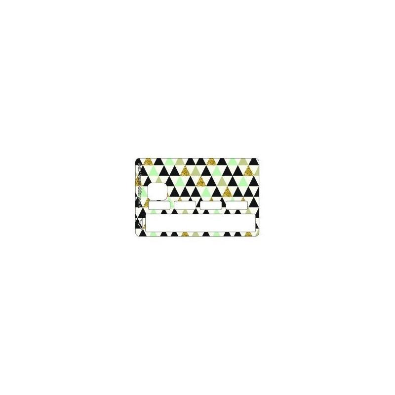 Sticker CB Triangles - Upper&Co