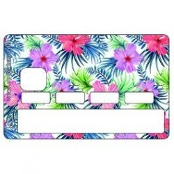 Sticker CB Tropical Flowers - Upper&Co