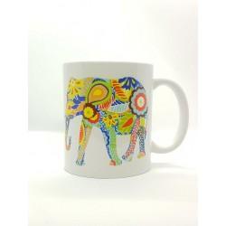 Mug - Eléphants