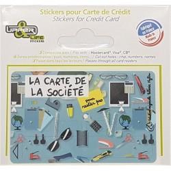 Sticker CB Société - Upper&Co