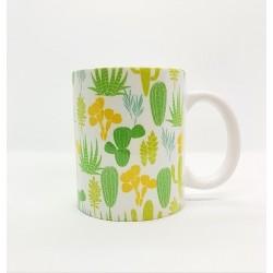 Mug - Cactus vert