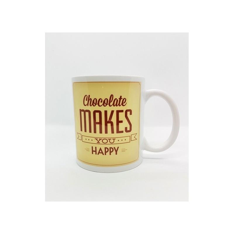 Mug - Chocolat Happy