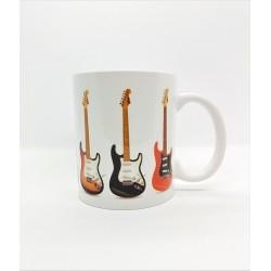 Mug - Guitares électriques