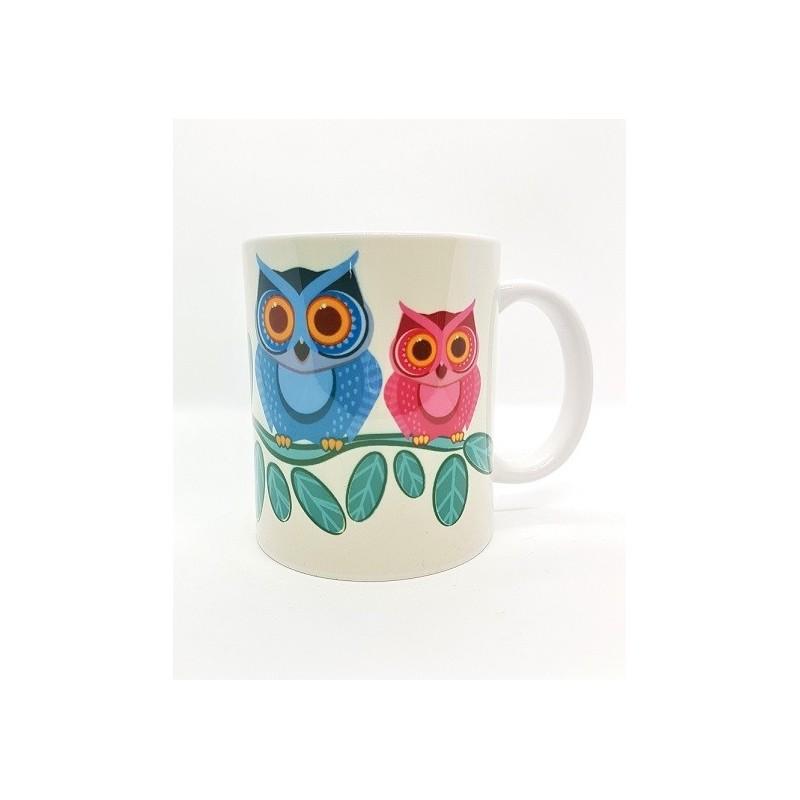 Mug - Hiboux/Chouettes