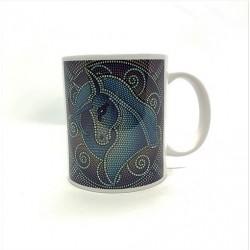 Mug - Licorne Mozaïque