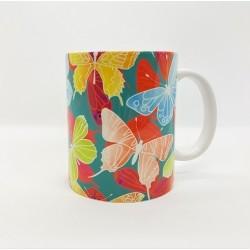 Mug - Papillons multi