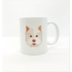 Mug - Tête de chien