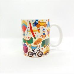 Mug - Transports multi
