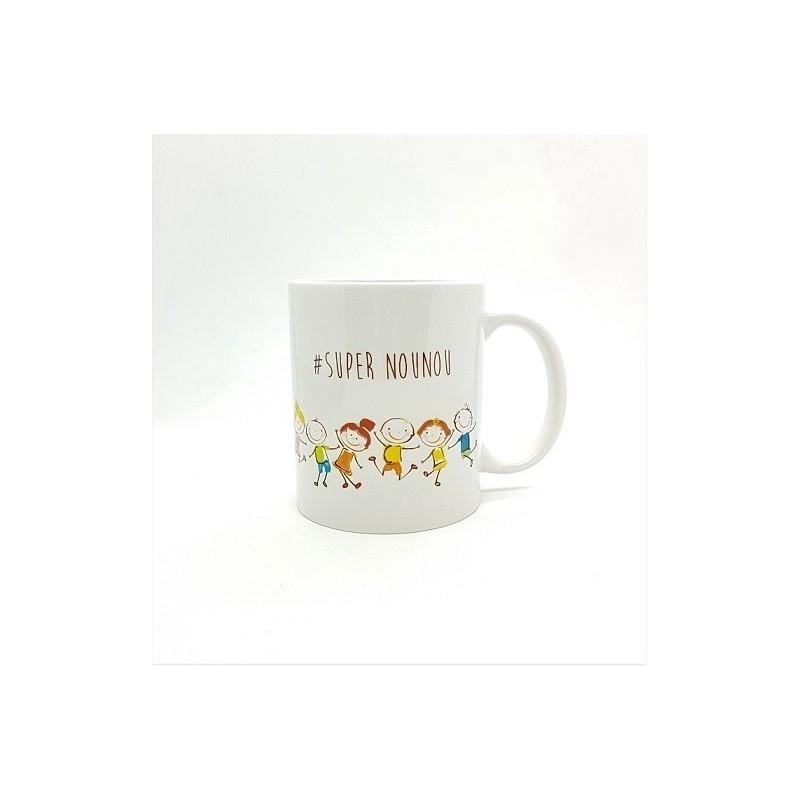 Mug - Super Nounou