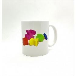 Mug - Symboles calculs
