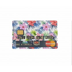 Sticker CB Tropical Flowers - Upper&Co