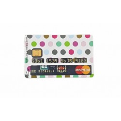 Sticker CB Pois multi - Upper&Co