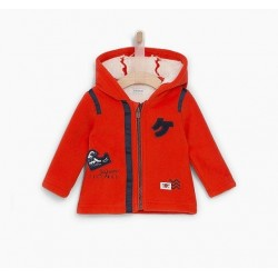 Cardigan orange XM17011 - IKKS Junior