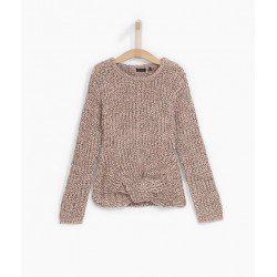 Pull rose XM18072 - IKKS Junior