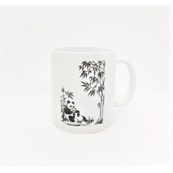 Mug - Pandas et Bambous