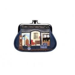 Porte-monnaie Clip Antiques Shop - Vendula London