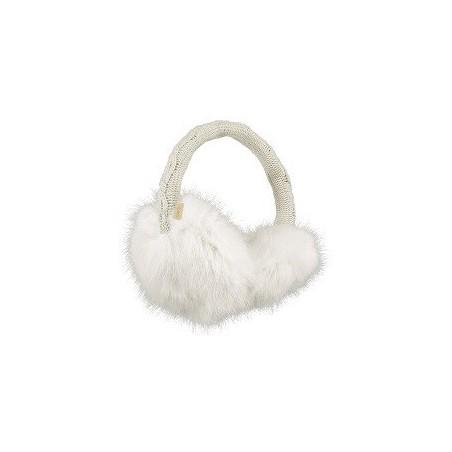 Cache-oreilles FUR blanc - Barts