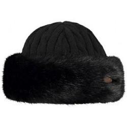 Bonnet FUR noir - Barts