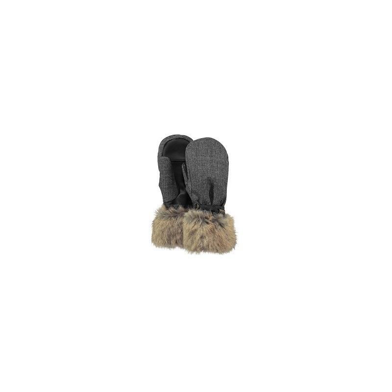 Moufles EMPIRE marron - Barts