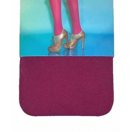 Collant Opaque 50D FUXIA 6 - Le Bourget