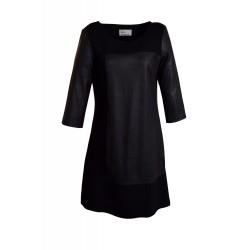 Robe bi-matière A6201 - Le Petit Baigneur