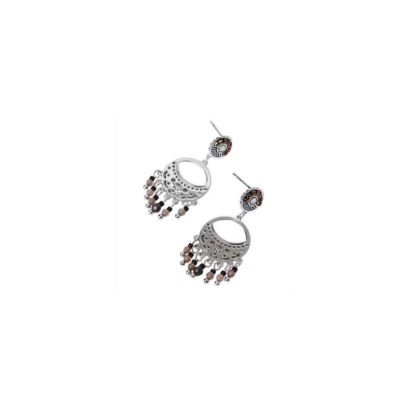 Boucles d'oreilles ROSIE Multi - The Moshi