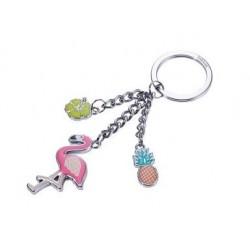 Porte-clés/ Bijoux de sac FLAMANT - Troika