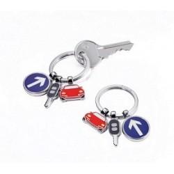 Porte-clés/ Bijoux de sac VOITURE - Troika