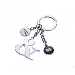 Porte-clés/ Bijoux de sac YOU & ME - Troika