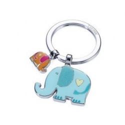 Porte-clés/ Bijoux de sac ELEPHANTS - Troika