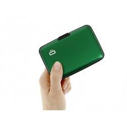 Porte-cartes sécurité RFID Green - Ögon