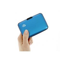 Porte-cartes sécurité RFID Blue - Ögon