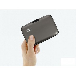 Porte-cartes sécurité RFID Titanium - Ögon