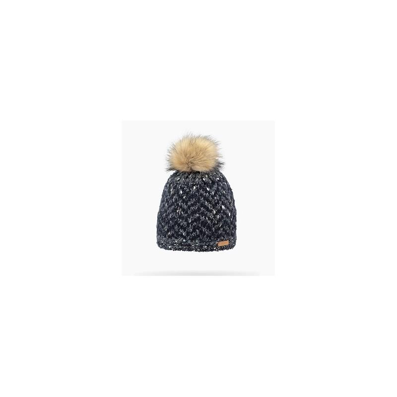 Bonnet CLAIRE noir - Barts