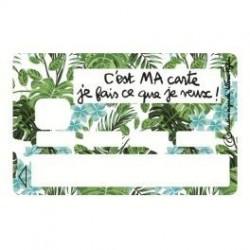 Sticker CB Ce que je veux - Upper&Co