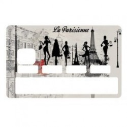 Sticker CB La Parisienne - Upper&Co
