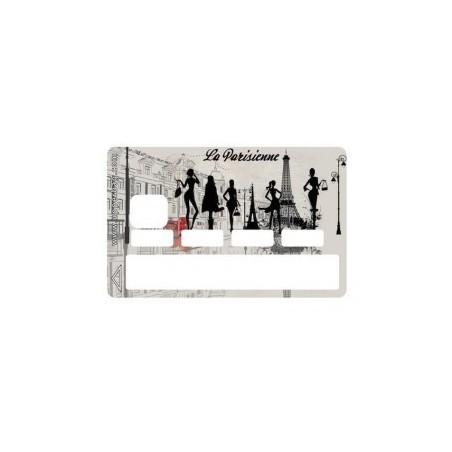 Sticker CB La Parisienne - Upper&Co