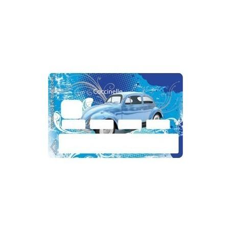 Sticker CB Retro Coccinelle - Upper&Co