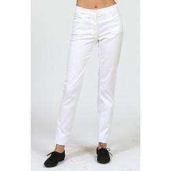 Pantalon blanc AUNI32 - Aventures des Toiles