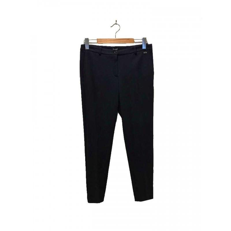Pantalon 7/8ème marine PASTOUR - Maé Mahé