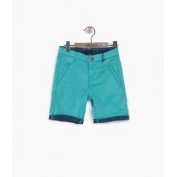 Bermuda turquoise XN25093 - IKKS Junior