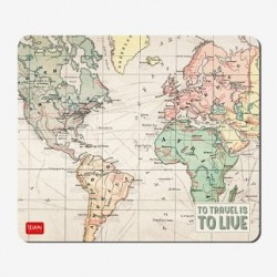 Tapis de souris TRAVEL - Legami