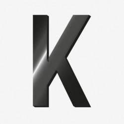 "Lettre adhesive ""K"" - Legami"
