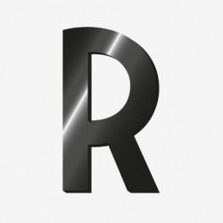 "Lettre adhesive ""R"" - Legami"