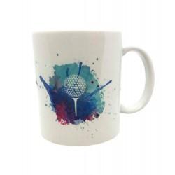 Mug - GOLF Bleu