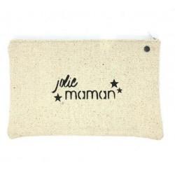 Pochette médium Jolie maman - Lulu en Provence
