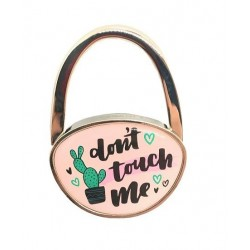 Accroche-sac Don't touch me - Legami